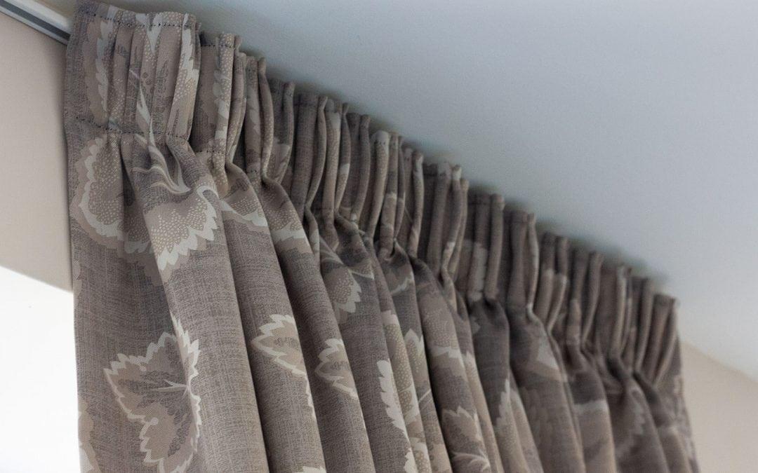 Pencil Pleat Curtains Explained!