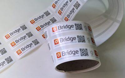 Our Sticker Supplier!