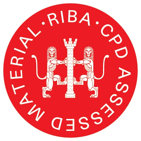 We're RIBA Accredited!